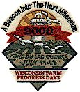 Wisconsin Farm Progress Days, by Initial Design